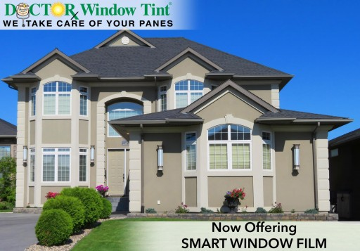 Smart Window Film Now Available in South Florida