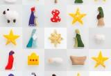 'Star of Wonder' Advent Calendar Ornaments