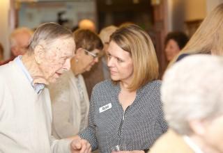 Kendal at Lexington is proud to serve the entire Lexington/Rockbridge community through the Borden Health Center, a top-rated skilled nursing facility.