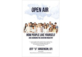 Open Air book is ready to order on Amazon.