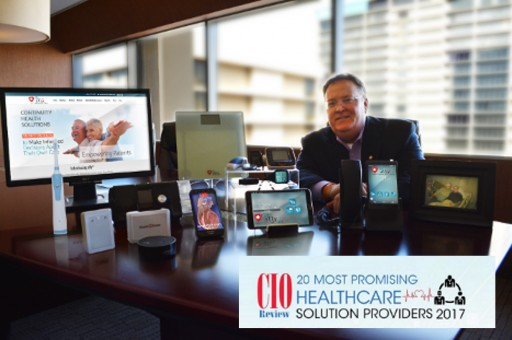 Continuity Health Solutions Named Amongst 20 Most Promising Healthcare Solution Providers 2017 by CIOReview