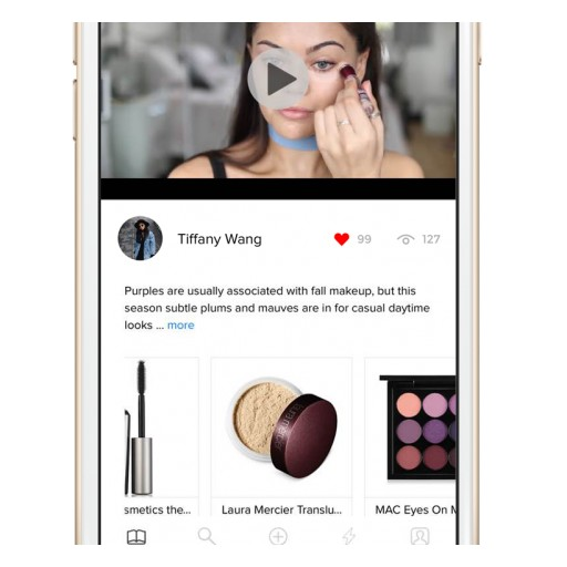 New Social Media Ecosystem Makes Photo and Video Instantly Shoppable, While Users Earn From Posts