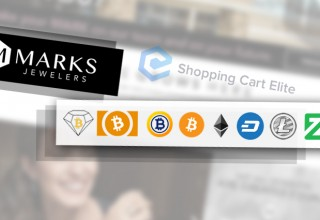 Marks Jewelers Supported Cryptocurrencies