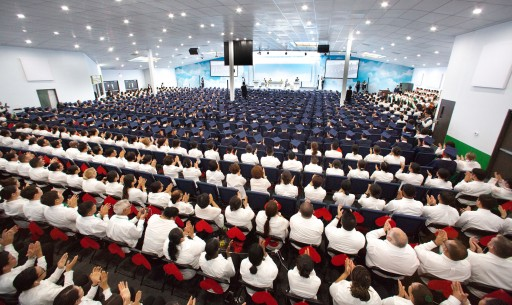 'A Revival in the Americas': 1100 Students Graduate From the Revealed Word Seminary