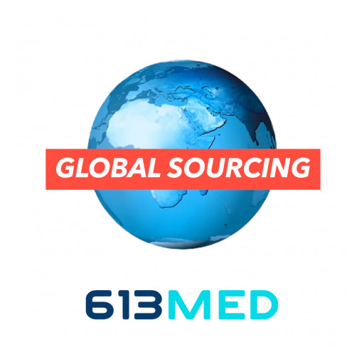 613 MED Delivers via Unparalleled Sourcing
