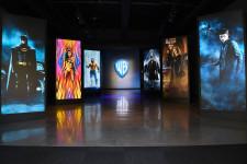 Warner Bros. Studio Tour Hollywood Finale Entrance