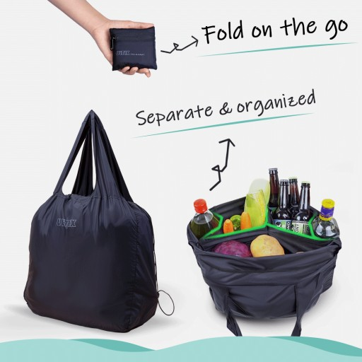 SuperCarrier Now on Kickstarter With 1,000 Backers: The Perfect All-in-One Daily-Use Bag