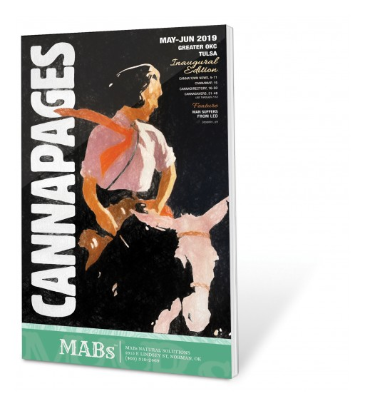 CANNAPAGES Directory and Digest Launches 5th Market Publication in Oklahoma