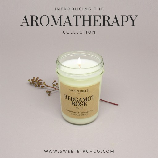 Sweet Birch Company Introduces Brand New Aromatherapy Collection