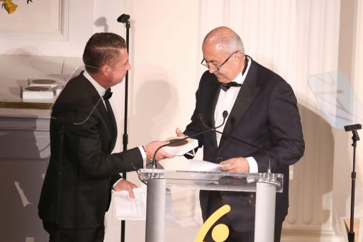 Lebanese MP Receives GHC Award, Reflects on International and Local Challenges
