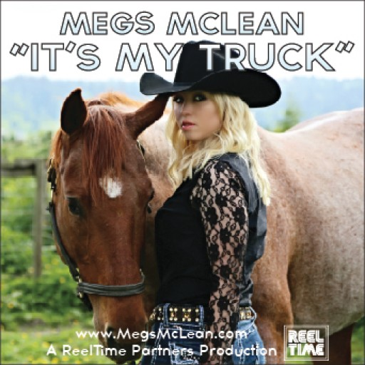 "Megs McLean to Play Live at Taylor Swift Concert August 8th in Seattle - First Ever Live Performance of Megs Breakout Single ""It's My Truck"""