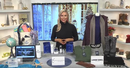 Lifestyle Expert Emily Loftiss Shares Posh Holiday Gifts Ideas With TipOnTV