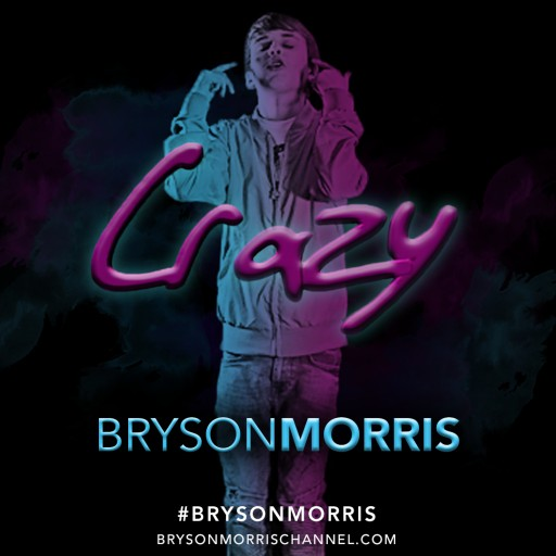 People Are Going 'Crazy' for Teen Hip-Hop Artist Bryson Morris!