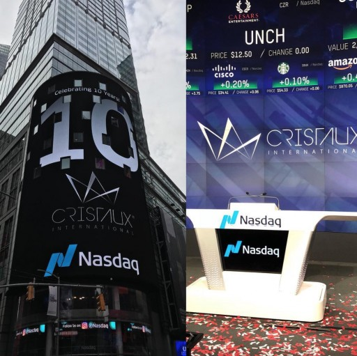 Industry Leading Recognition Company Marks Ten Years in Operation With Ceremony at NASDAQ