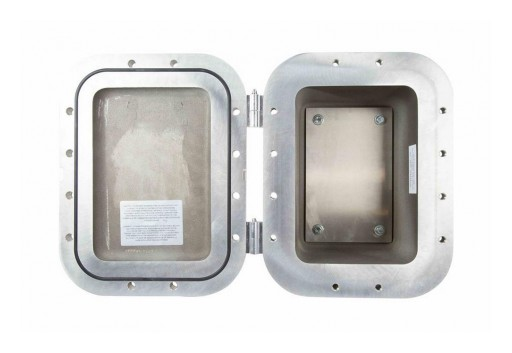 "Larson Electronics Releases Explosion Proof Enclosure, CI/II D1&2 Rated, Internal Size 18"" X 36"" X 8"""