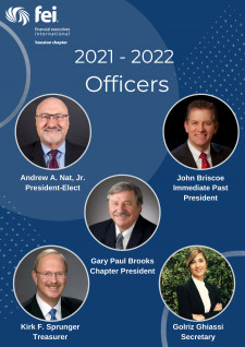FEI Incoming 2021 Officers