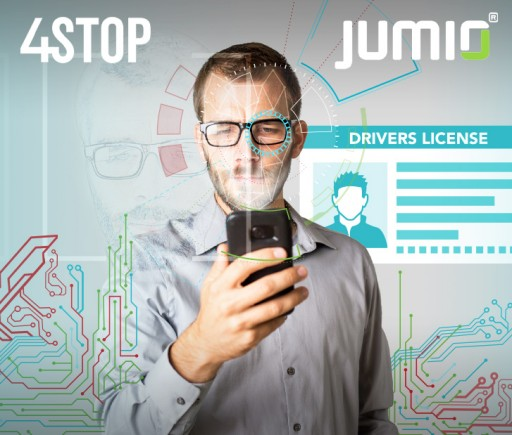 4Stop Bolsters KYC Orchestration Hub With Jumio's AI-Powered Identity Verification Technology