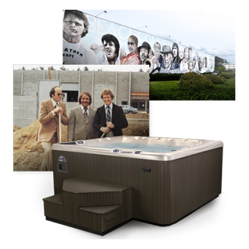 Beachcomber Hot Tubs® Celebrates 40 Years of Delivering Innovation in Hydrotherapy