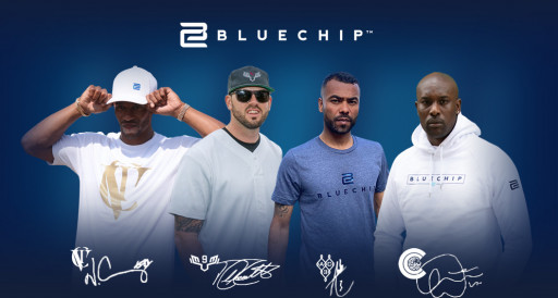 BlueChip Holdings Inc. Launches Athlete Branded Clothing Collections