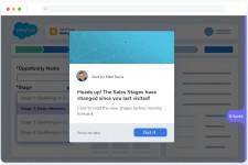 Send in-app digital alerts in 30 seconds. Welcome, to Spotlights.