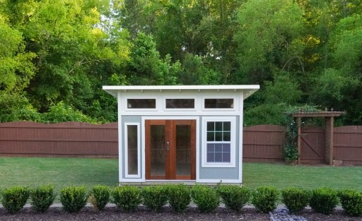 New Manufacturer Revolutionizes Tiny Home/She-Shed Market With DIY Builds