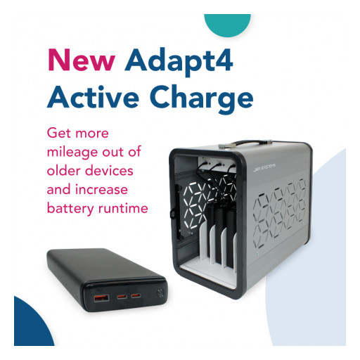 Solving At-the-Desk Classroom Charging Problems With a New, Multi-Use Solution