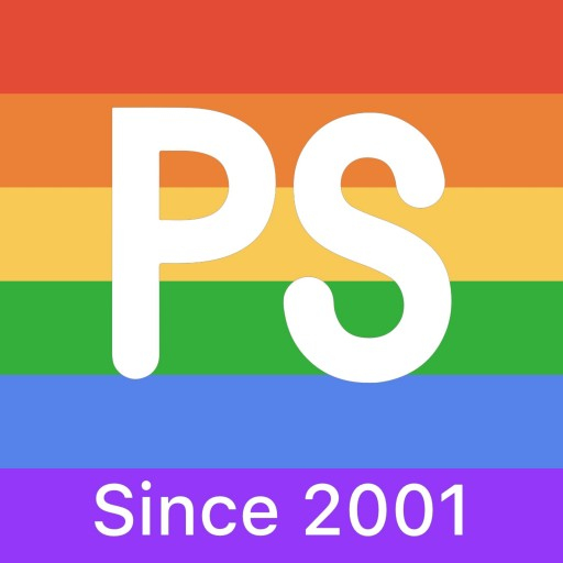 Positive Singles Supports Pride Month With Colorful Logo