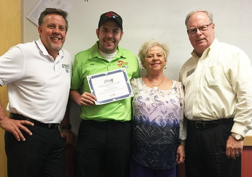 Street Auto Group Employee Receives Amarillo Chamber of Commerce Prime Service Award