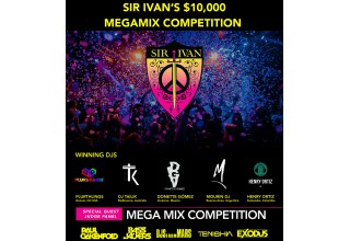 Sir Ivan's MegaMix Competition
