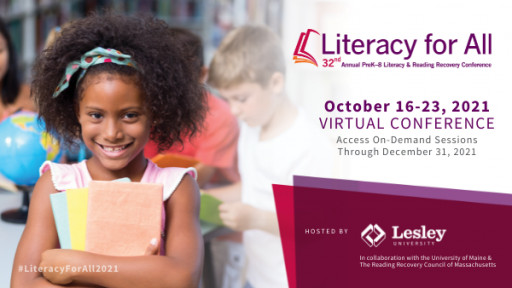 Registration Now Open for the 32nd Annual Literacy for All Conference