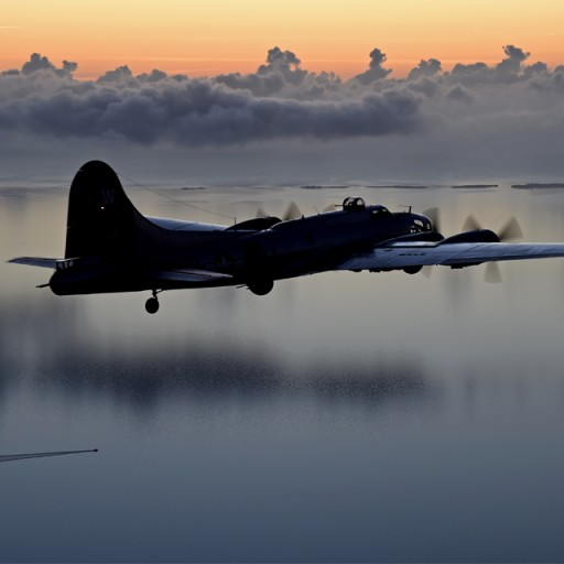 'Overcast' With a Chance of Wind | a Historic B-17 Event