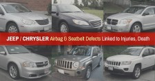 Chrysler Airbag and Seatbelt Recall