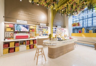 L'Occitane en Provence flagship store in Toronto, Canada