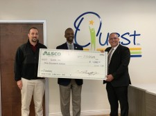 Alsco Quest Donation