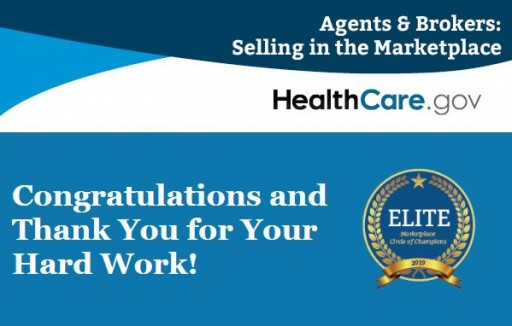 ezHealthMart Joins the Elite Circle of Champions With Healthcare.gov | Helping People Enroll in Obamacare 2019