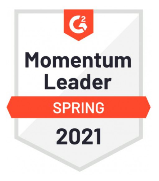 Newswire Receives 'Momentum Leader' Distinction from G2.com for the Spring of 2021