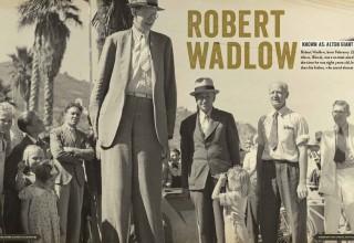 Robert Wadlow Spread