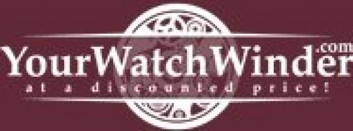 YourWatchWinder.com Offering Genuine Orbita Watch Winders at Discounted Prices