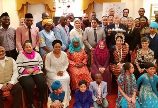 Interfaith gathering