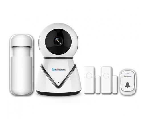 ElinkSmart Unveils the New Smart Home Wi-Fi Camera Kit