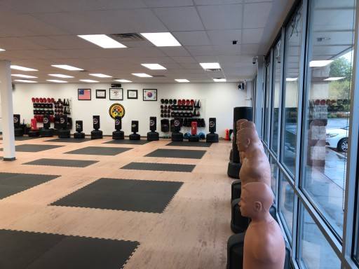 West Omaha Martial Arts Protects Students With Greatmats Flooring and Pilaster Wraps