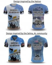Remembering an American Hero T-shirts