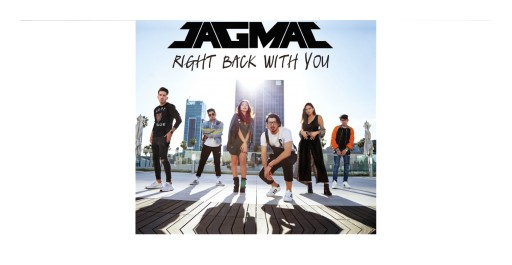 JAGMAC, Radio Disney's 'Next Big Thing,' to Release Highly Anticipated Debut EP, 'Right Back With You' on September 7