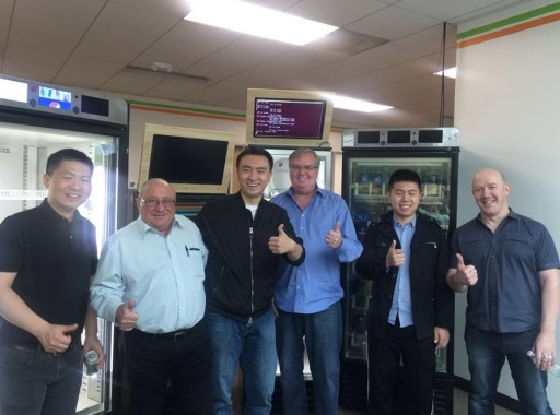 YI Tunnel is Officially Venturing Into Overseas Markets Its AI Smart Vending Machine Will Cover 90 Percent of the US Food & Beverage Vending Market in One Year