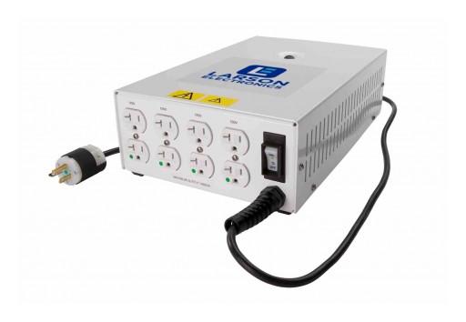Larson Electronics Releases Medical Isolation Transformer, 120V AC 60Hz, (4) 5-15R Duplex Hospital Grade Outlets