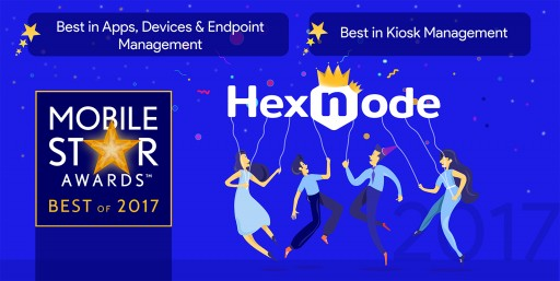 Hexnode MDM: The Best Endpoint and Kiosk Management Software of 2017