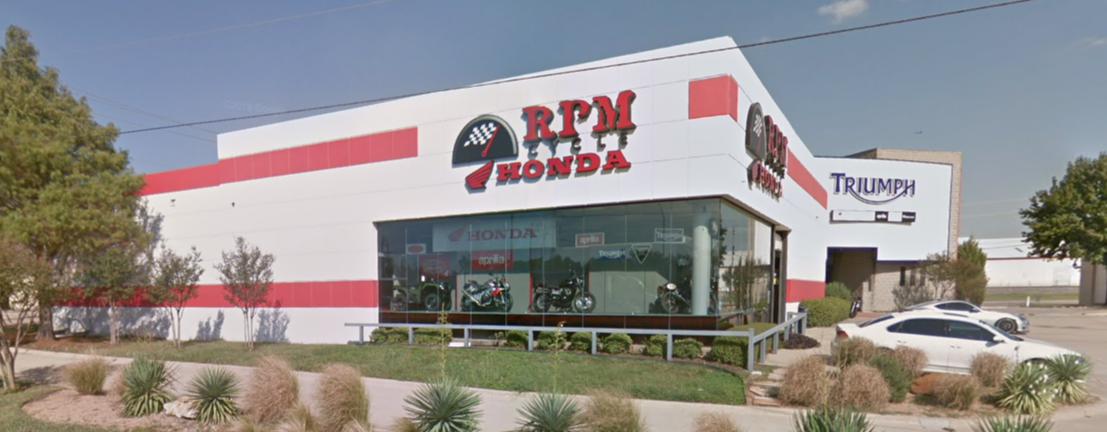 Powersports listings m a announces the sale of a long for Honda motorcycle dealer dallas