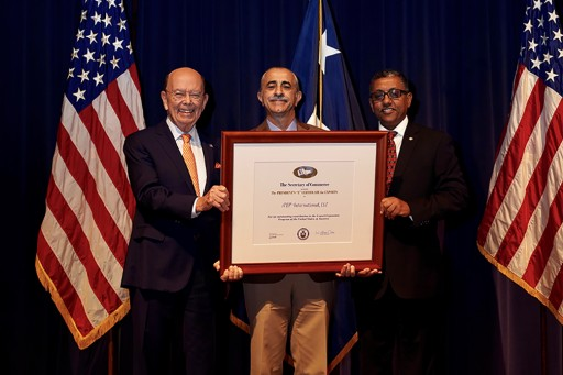 iTEP International Receives Presidential Award for Exports
