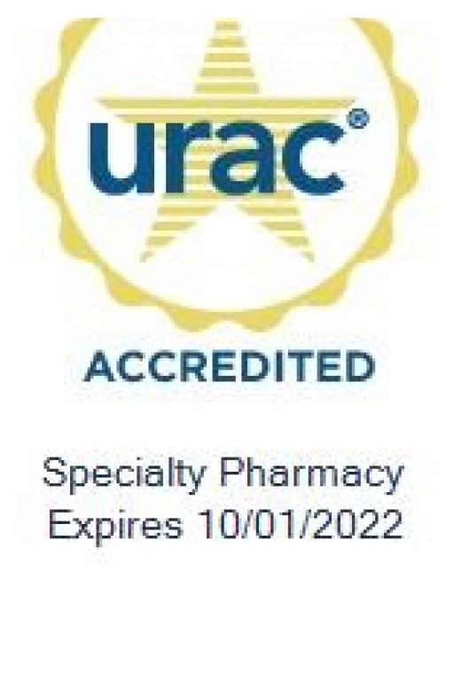 AllyScripts is URAC Accredited for Specialty Pharmacy