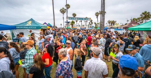 41st ANNUAL OCEAN BEACH STREET FAIR & CHILI COOK-OFF OFFICIALLY POSTPONED to 2021